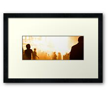 Lost Identities Framed Print