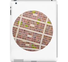 MEXICO CITY iPad Case/Skin