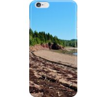 The Beach at Oven Head iPhone Case/Skin