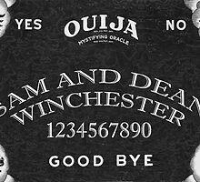 Spirit Boards, Winchester-Style! by luvchildofelvis