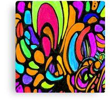 Cresent Day Dream Canvas Print