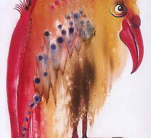 """Mr. Bird"" by Anna Miarczynska"