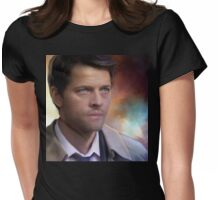 Castiel - Angel of the Lord Womens Fitted T-Shirt