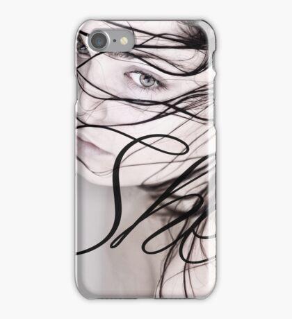 SHE iPhone Case/Skin