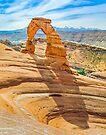 Utah's Delicate Arch by Kenneth Keifer
