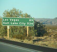 Las Vegas 89 Miles by Snoboardnlife