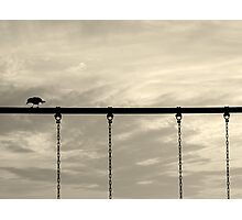Freedom's just another word for nothing left to lose............ Photographic Print