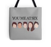 You Me at Six Tote Bag