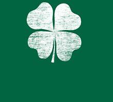 St. Patrick's Day Women's Retro Shamrock American Apparel Shirt Womens Fitted T-Shirt