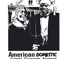 THE AMERICAN DOMESTIC by DARKGABLE