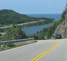 Cabot Trail by Robin M. Monk