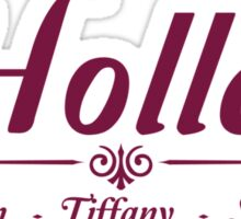 Taetiseo - Holler Sticker