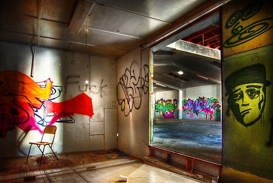 Empty Art by Ben Ryan