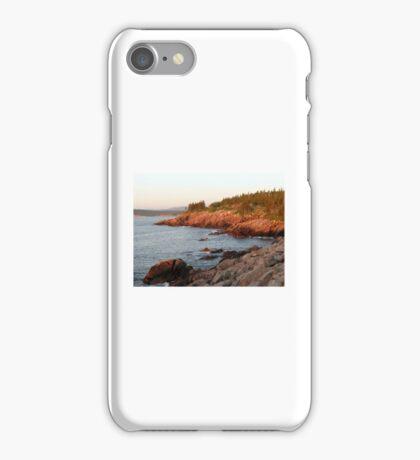 Part of east coast, Nova Scotia. iPhone Case/Skin