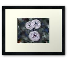 Fairey Wishes Framed Print