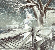Snow queen 3 by LPearl