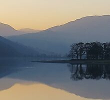 Buttermere - Lake District by Rod Unwin