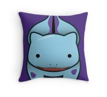 BulVariant Quaqsire  Throw Pillow