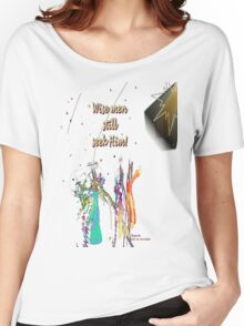 Wise Men Women's Relaxed Fit T-Shirt