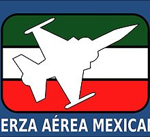 Logo of the Mexican Air Force by abbeyz71