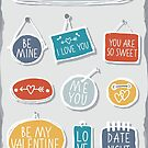love labels by demonique