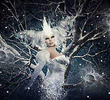 Snow queen 5 by LPearl