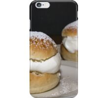 Fat Tuesday buns iPhone Case/Skin