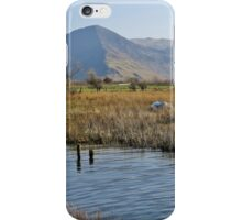 Fleetwith Pike From Buttermere - Lake District iPhone Case/Skin