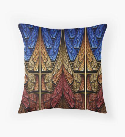 Forest of Fangorn II Throw Pillow