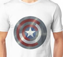 Steve & Bucky Unshielded Turned Shield  Unisex T-Shirt