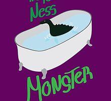 Monster Ness by Tony Vazquez