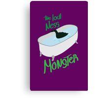 Monster Ness Canvas Print