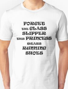This Princess Wears Running Shoes T-Shirt
