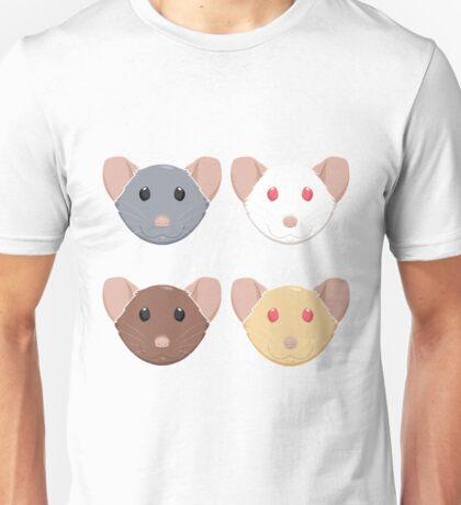 Four Rats Unisex T-Shirt