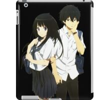 Hyouka iPad Case/Skin