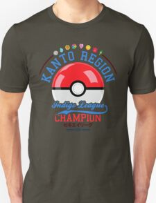 Kanto region champion T-Shirt
