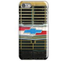 Chevy Grill iPhone Case/Skin
