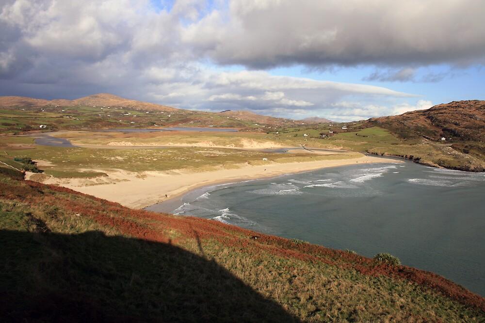 Beautiful Cork beach by John Quinn