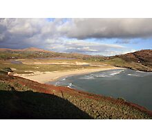 Beautiful Cork beach Photographic Print