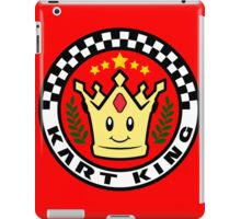 Kart King iPad Case/Skin