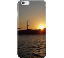The Bosphorus Bridge. iPhone Case/Skin
