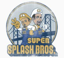 Super Splash Bros  by elpaulli