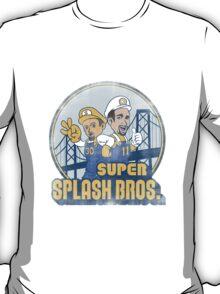 Super Splash Bros  T-Shirt