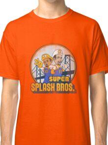 Super Splash Bros  Classic T-Shirt