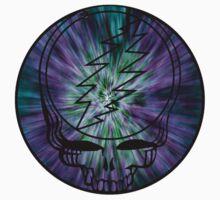 Grateful Dead Deadhead Trippy by Jason Levin
