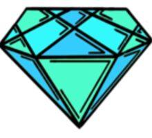 Sea Foam Diamond Sticker