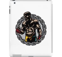 Boxer Chains iPad Case/Skin