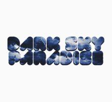 Dark Sky Paradise - Blue Storm by PresentDank