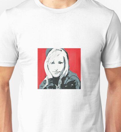 Hemo in Acryl Unisex T-Shirt