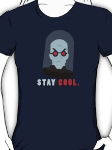 Stay Cool - Mr Freeze T-Shirt